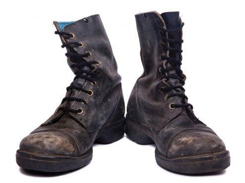 נעליים צבאיות