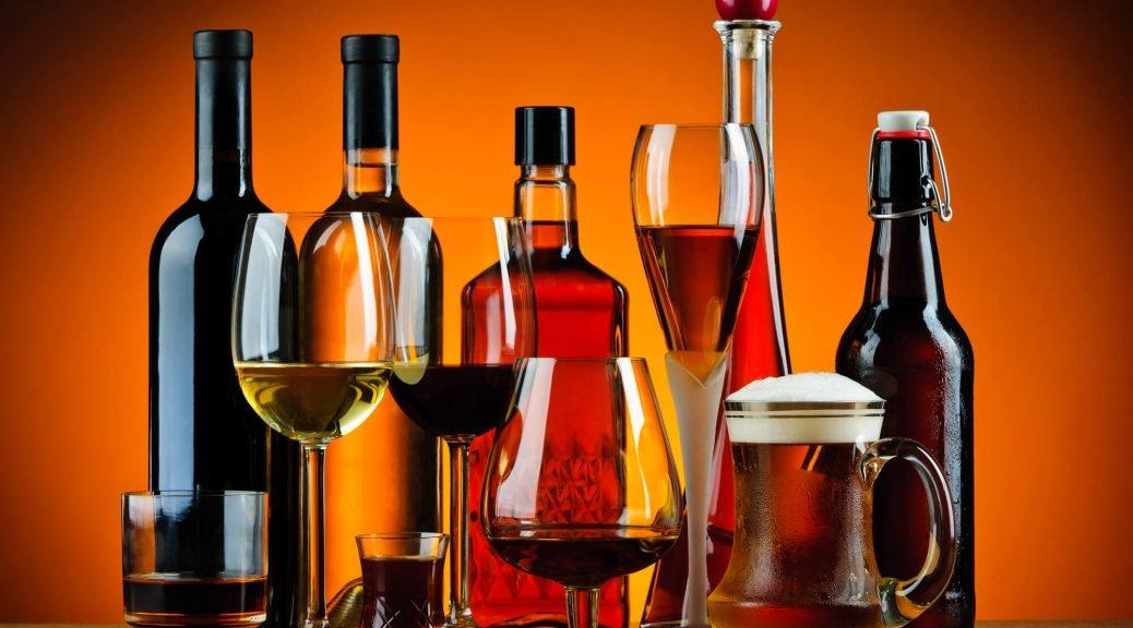 יינות ומשקאות אלכוהוליים